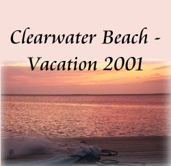 Clearwater Beach 2001